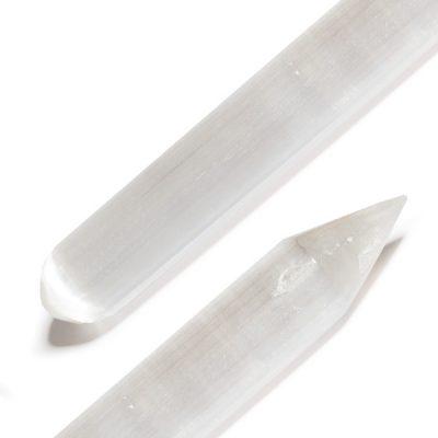 Massagestab Selenit 15cm